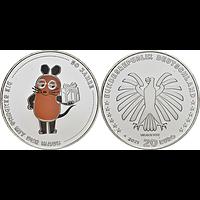 20 Euro Sendung mit der Maus 2021 bfr Deutschland