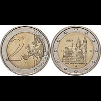2 Euro Magdeburger Dom 2021 bfr Deutschland