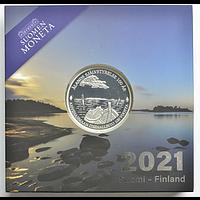20 Euro Aland 2021 PP Finnland