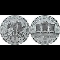 Österreich 2021 1,5 Euro Wiener Philharmoniker Stgl.