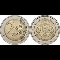 Litauen 2021 2 Euro Dzukija bfr