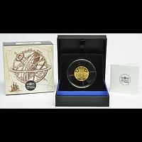 50 Euro Magellan 2021 PP Frankreich Gold