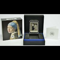 10 Euro Vermeer 2021 PP Frankreich