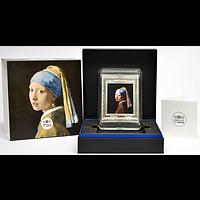 250 Euro Vermeer 2021 PP Frankreich