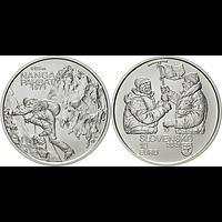 10 Euro Nanga Parbat 2021 Stgl. Slowakei