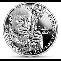 Polen 2021 10 Zloty Seligsprechung Kardinal Wyszynski PP