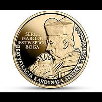 Polen 2021 100 Zloty Seligsprechung Kardinal Wyszynski PP
