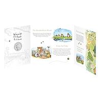 Großbritannien 2021 0,5 Pfund Winnie Pooh und Freunde - Kupfer/Nickel Stgl.