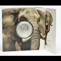 Südafrika 2021 50 Rand Big 5 Series II - Elefant Stgl.