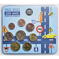 KMS Verkehrsschilder 2021 Stgl. Frankreich